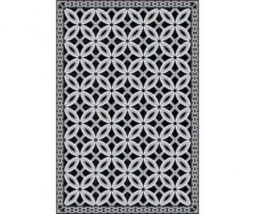 rectangle floor mat