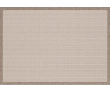 rectangle vinyl placemat