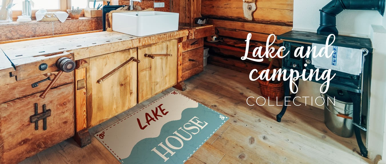Lake Camping Collection